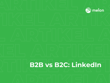 B2B vs B2C: LinkedIn